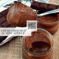 CREME CHOCOLAT AU TOFU SOYEUX